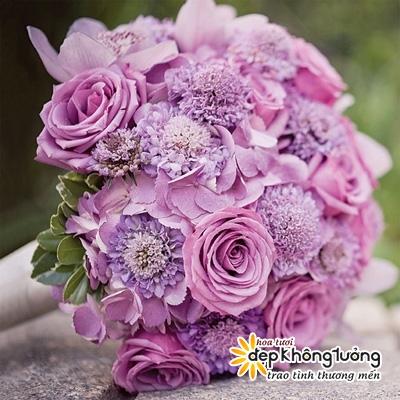 goi y 5 mau hoa cuoi cam tay dep 2019 ma cac nang se  ??tiec hui hui ?? neu bo qua day
